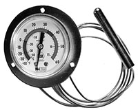 Flush Mount Thermometer (65-21FB-060)
