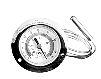 Small Dial Thermometer